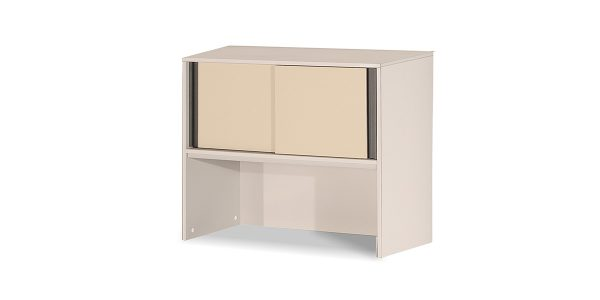 Neka upper binder storage (Neka 90), part of Neka Modular administrative family, offers a storage for placing binder in different dimensions.