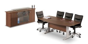 Morvarid conference table is part of Sadaf executive family.